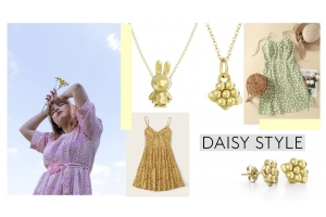 Freshen Up Your Style With Daisies!