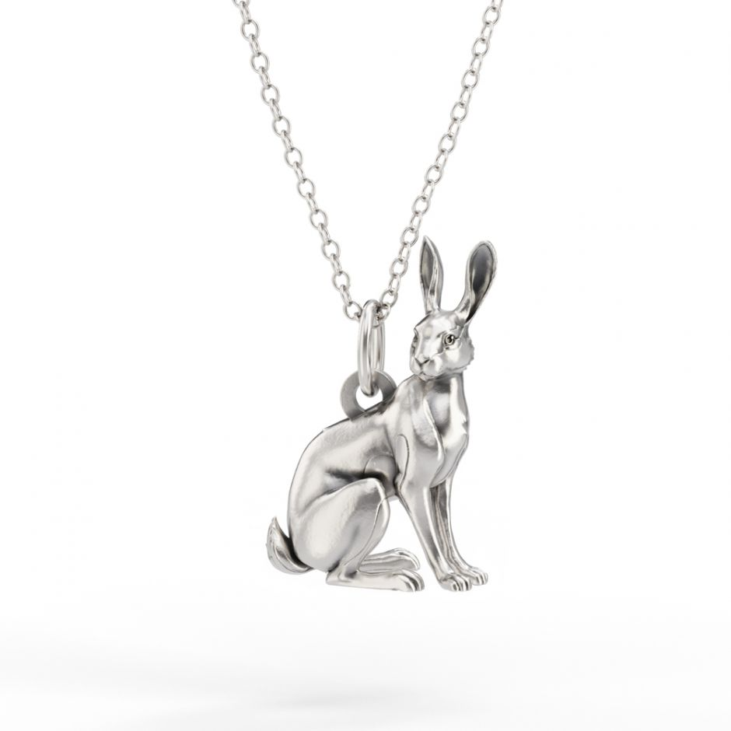 Watership Down - Sterling Silver Hazel Necklace Set