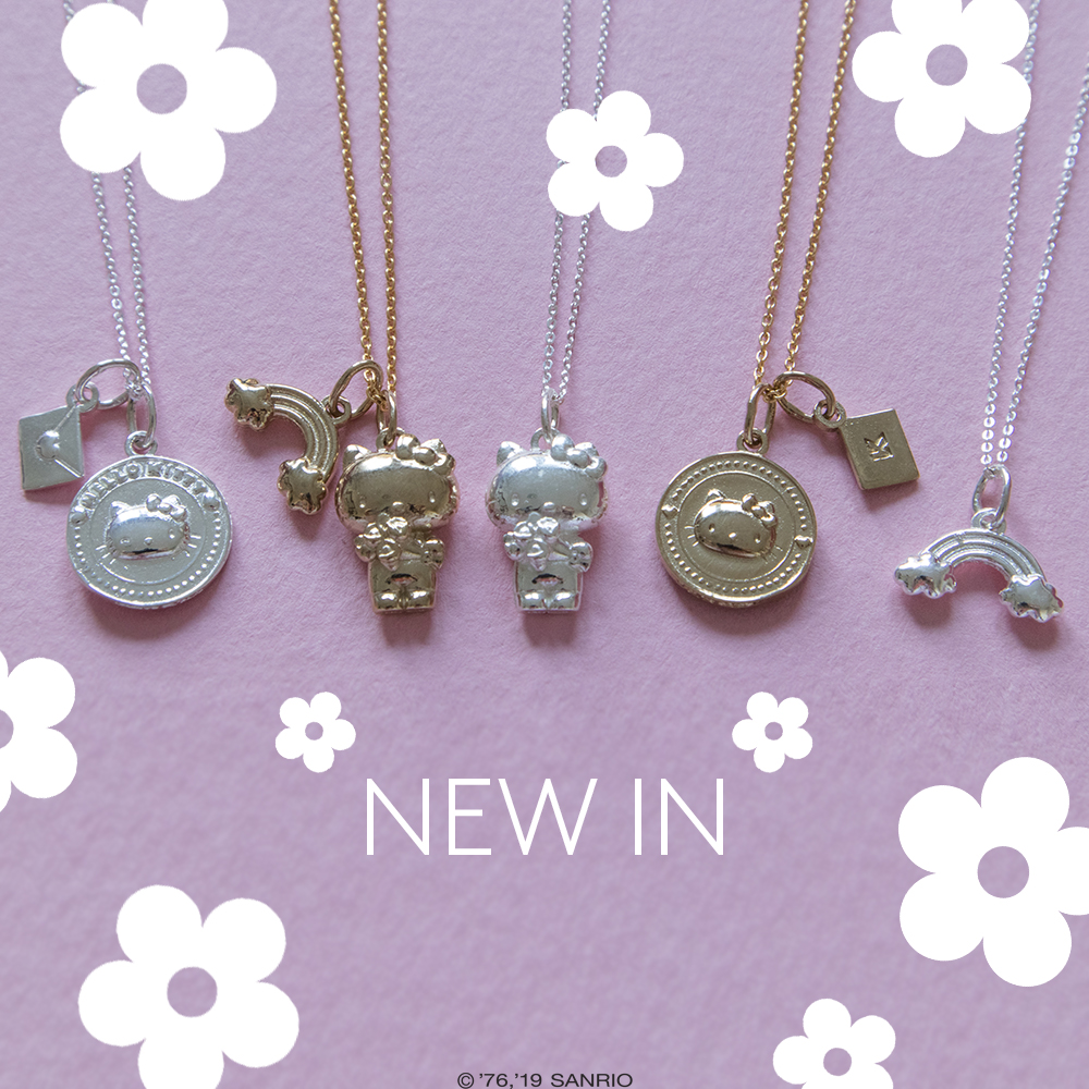 Hello Kitty New Spring Summer Jewellery Valentines Mothers Day